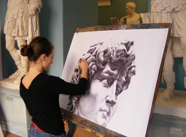 Viaggio tra le accademie di italia for Accademia arte milano