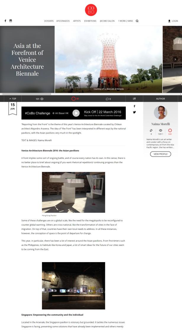 ArchitectureBiennale