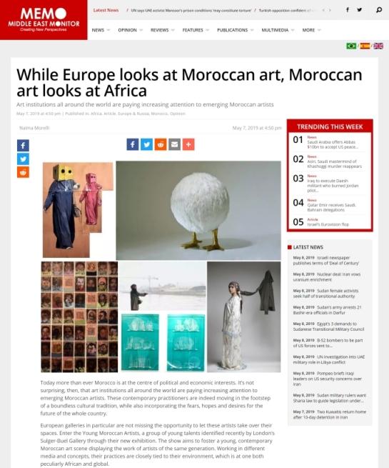 MoroccoEuropeAfrica