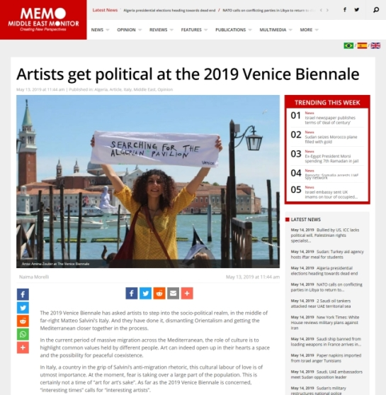 VeniceBiennale2019