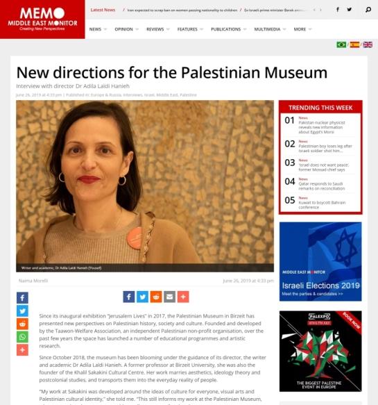 PalestinianMuseum